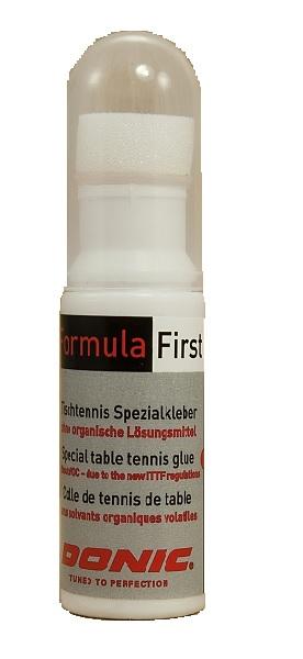 formula first